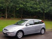FORD FOCUS AUTOMATIC 5DOOR 2LADY OWNER 9SERVICES MOT TILL2/3/2018 EXCELLENT CONDITION HPI CLEAR