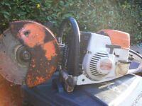 stihl ts360 petrol saw