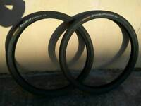 Mtb Tyres 2 x Continental Double Fighter 2