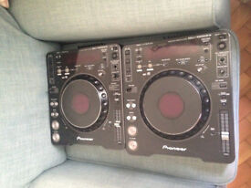 Pioneer CDJ 1000 mk3 CD Players (pair)