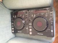 Pioneer CDJ 1000 mk3 CD Players (pair)