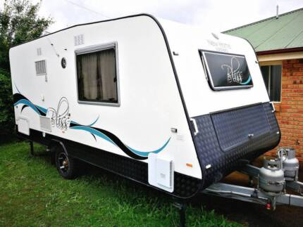 2013 18FT NEW HOME CARAVAN FOR SALE EXCELLENT CONDITION Deloraine Meander Valley Preview