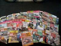 Motorcycle mechanic classic racer etc motorbike magazines