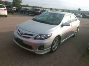 2012 Toyota Corolla S/ALLOY RIMS/POWER GROUP/TRACTION CONTROL