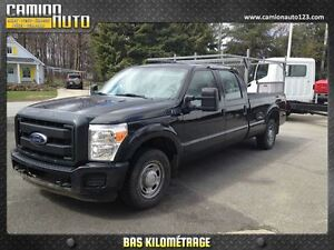 2011 Ford F-250 GRAY
