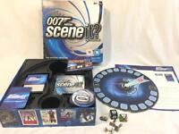 James Bond 007 Scene it Board Game DVD Trivia Good Condition Complete Fun OO7