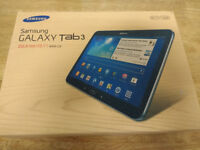 Samsung Galaxy Tab 3 GT-P5210, 10.1 inch, MINT, BOXED