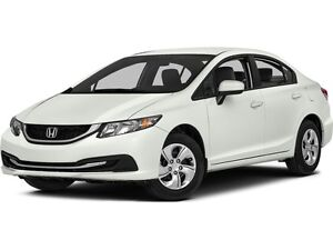 2014 Honda Civic LX - Just arrived! Photos coming soon!
