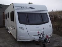 LUNAR DELTA TI 2011 C/W Mover £13500