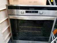 Intgrated oven