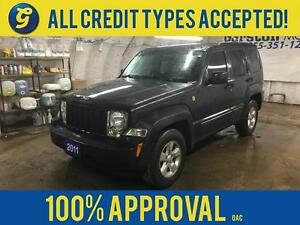 2011 Jeep Liberty 4WD*POWER HEATED MIRRORS*TOW/HAUL MODE*HITCH R
