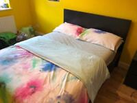 IKEA MALM double bed frame (FREE with optional mattress)