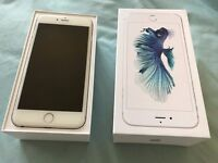 iPhone 6S Plus(128GB) Almost New with John Lewis warranty