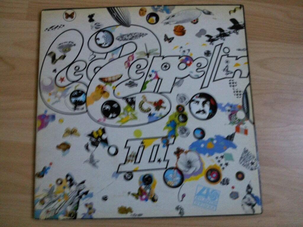 Led Zeppelin 111 (3) LP (vinylin North Shields, Tyne and WearGumtree - Led Zeppelin 111 Vinyl LP. 1970, Mine from new. Record in mint condition. £30 ono