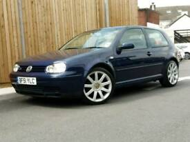 For sale VW GOLF 4 2.8 V6 4 MOTION RARE MODEL FULL SPEC PX SWAPS