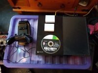 Xbox One with New Charging Dock Controller And Cod 2 Xbox 360 Game £110 No Offers Immediate Pickup