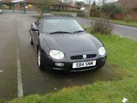 Covertible MGF for sale