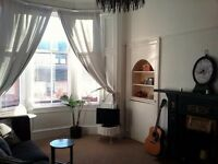 Lovely 1st floor 1 bed (potential use as 2 bed) furnished flat, Woodlands / St Georges X. £550 pcm.
