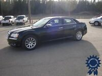 2011 Chrysler 300 Limited Rear Wheel Drive Sedan, 66,554 KMs