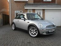 MINI Hatch 1.6 Cooper 3dr - CHILI PACK - SAT NAV - SUNROOF