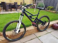 Nearest offer !! Cannondale Gemini 2013 full suspension mountain bike offers swaps