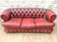 Luxury Sofa Chesterfield (Delivery)