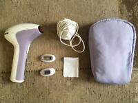 Philips Lumea Precision IPL Hair Removal System with Facial Attachment