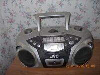 JVC STEREO SYSTEM RC-EX10