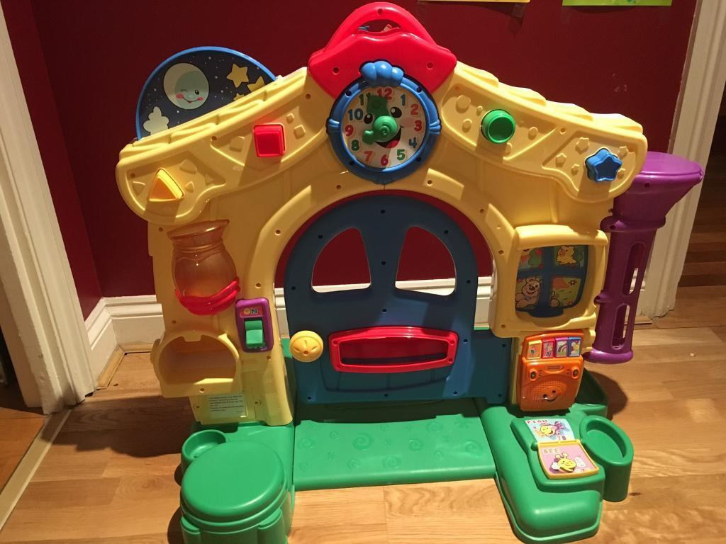 Fisher Price Laugh And Learn Door In Isle Of Dogs London Gumtree