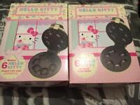 Hello kitty cake pop and cupcake maker