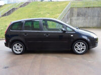 FORD C-MAX 1.6 C-MAX ZETEC 5d 100 BHP SERVICE RECORD + 2 PREVIOUS KEEPERS FULL YEAR MOT ++