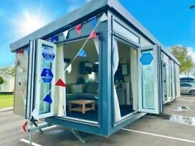 Eye catching holiday home for sale ! on plot of your choice , By the Essex seaside