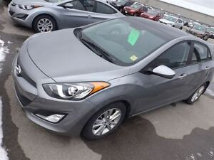 2013 Hyundai Elantra GT GLS | 1 OWNER | NO ACCIDENTS | LOW KM |