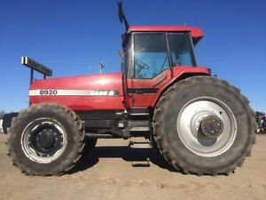 Case IH 8920 - Tractor