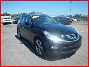 2012 Infiniti EX35 TECK PACKAGE FULLY LOADED