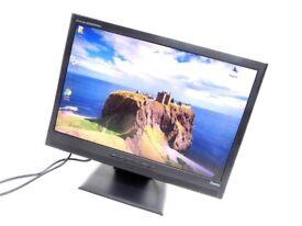 """20"""" TFT Iiyama ProLite E2003WSV Widescreen PC Monitor"""