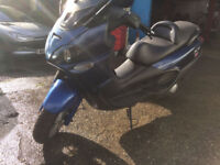 Piaggio X9 Scooter for sale in good condition for year
