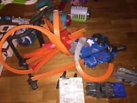 HotWheels car bits