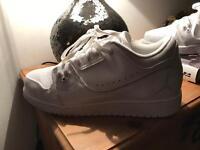 Nike airforce 1's Jordan size 4