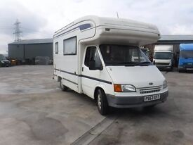 1996 ford transit motor home very luxurious home from home v5 present