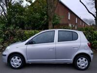 Toyota Yaris 1.4 D4-D T3 2004 54 Silver 5DR