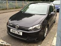 Volkswagen Golf 1.6 TDI BlueMotion 5dr 2011