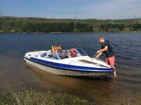 Fletcher 17' Speedboat