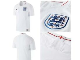 ENGLAND WORLD CUP HOME SHIRTS 2018/19 SIZES SMALL TO XXL