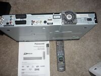 National Panasonic HDD and DVD Recorder - Perfect