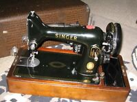 Singer Sewing machine (electric)