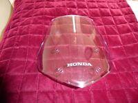 Honda upgrade Flyscreen for Honda NC750S -( from 2015 Model)