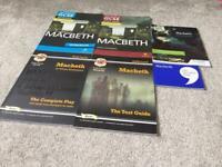 GCSE Macbeth Study Guides