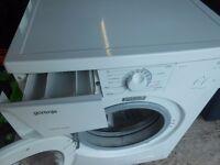 Gorenje Use Logic 6kg Washing Machine A+ Energy, Extra Durable - Free Delivery
