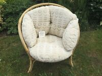 Cane furniture, conservatory or lounge. Excellent condition.